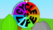 Bfdi fan made title cards cycle of life by gatlinggroink58-d7kds70