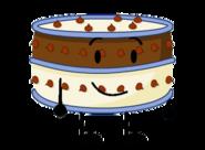Ice Cream Cake Pose 1