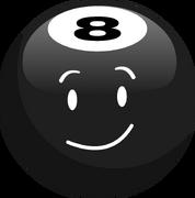 8-Ball IDFB Pose