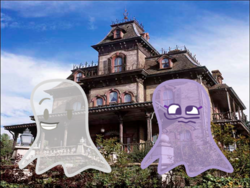 Ghosty's mansion