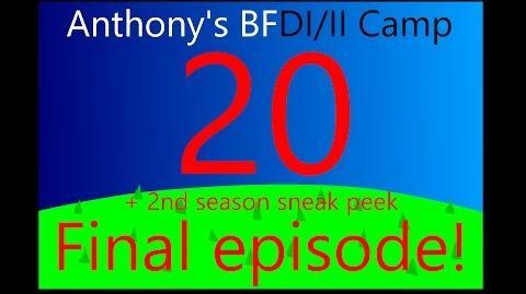 BFDI II Camp 20 The Final Countdown