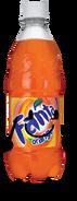 Fanta Bottle Is Very Happy