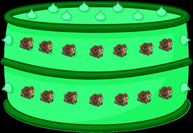 Bomb Cake Ideas