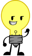 Lightbulb (OC Pose)