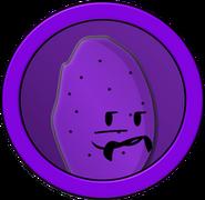 Battle For Cake Kingdom Purple Potato