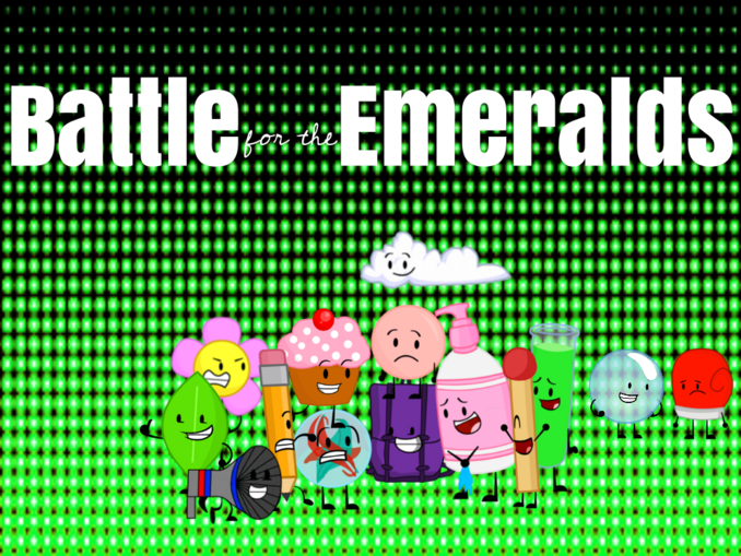 Battle for the Emeralds(2)