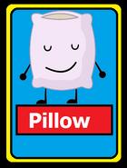 Pillow Card