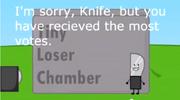 BFDIIA Knife's Elimination