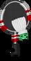 Badminton Pose V2