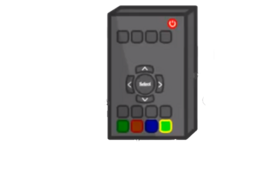 O.U. Remote Body
