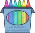 Box of Crayons Body