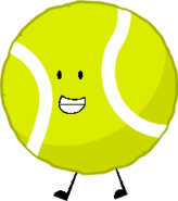 Tennis Ball pose