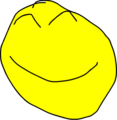 Yellow Face Smile 2