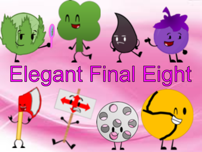 Elegant Final eight