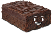 Brownie wiki pose