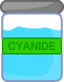 Cyanide Jar