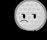 Golfball Pose
