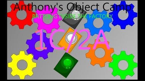Object Camp Season 2 1C 2A Mathematical Mean Mark Mania!-0
