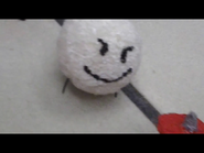 Snowball plush