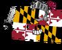 Maryland Flag Pose