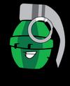 Grenade Pose (BFGI)