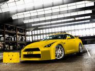 Spongy And His Nissan GT-R Egiost
