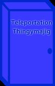 Teleportation Thingy