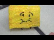 Spongy plush