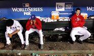 Texas Rangers Dead