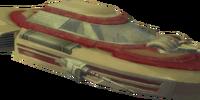 Rebel Combat Landspeeder