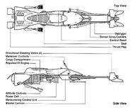 Speeder Bike Schematics