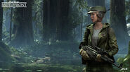 Endor Rebel soldier (Female)
