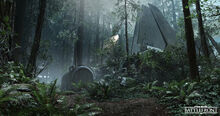 SW Battlefront (Endor) screenshot -5
