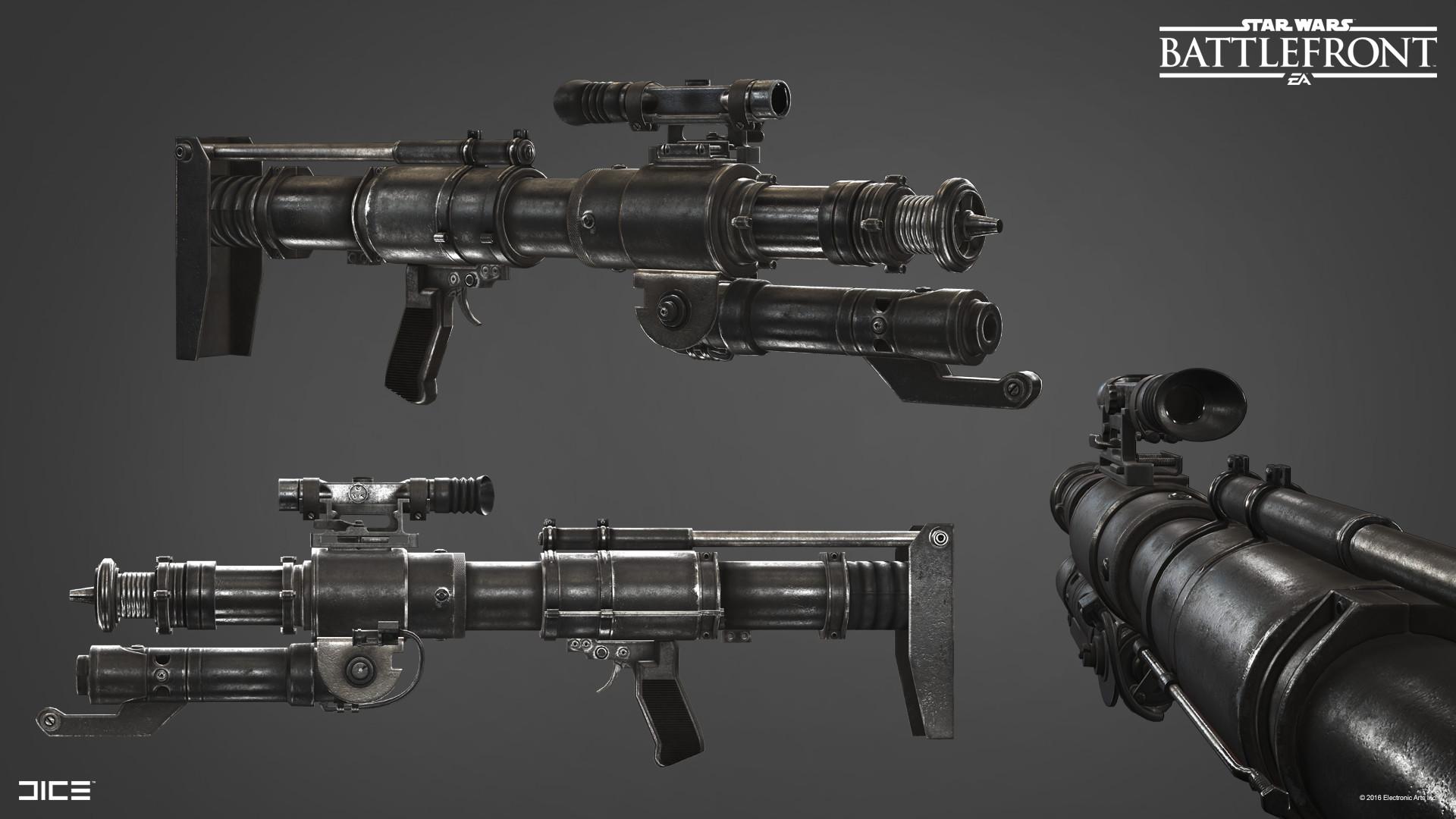 categoryblaster rifles star wars battlefront wiki