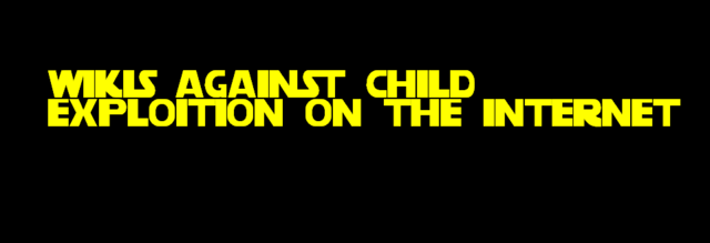 File:Wikis against child exploition logo.PNG
