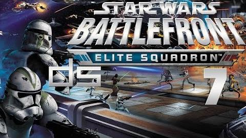Star Wars Battlefront Elite Squadron 7 - Yavin 4 DS Walkthrough