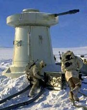 Hoth Defence Turret