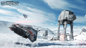 Star Wars Battlefront - Hoth