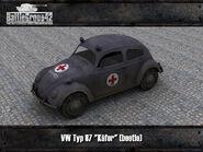 Volkswagen Typ 87 render 1