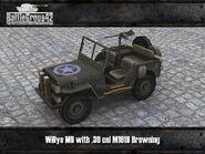 Willys MB render 1