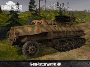 Panzerwerfer 42 1