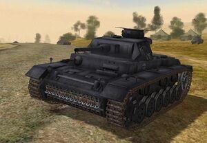 Panzer 3j 1