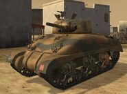 Sherman II 1