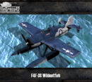 Grumman F4F-3S Wildcatfish