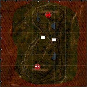 Kursk map