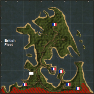 4205-Operation Ironclad map