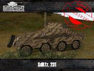 Sdkfz 231 1