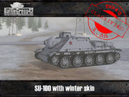 SU-100 old