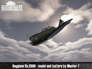 Reggiane Re.2000 1
