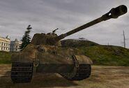Tiger 2 h front
